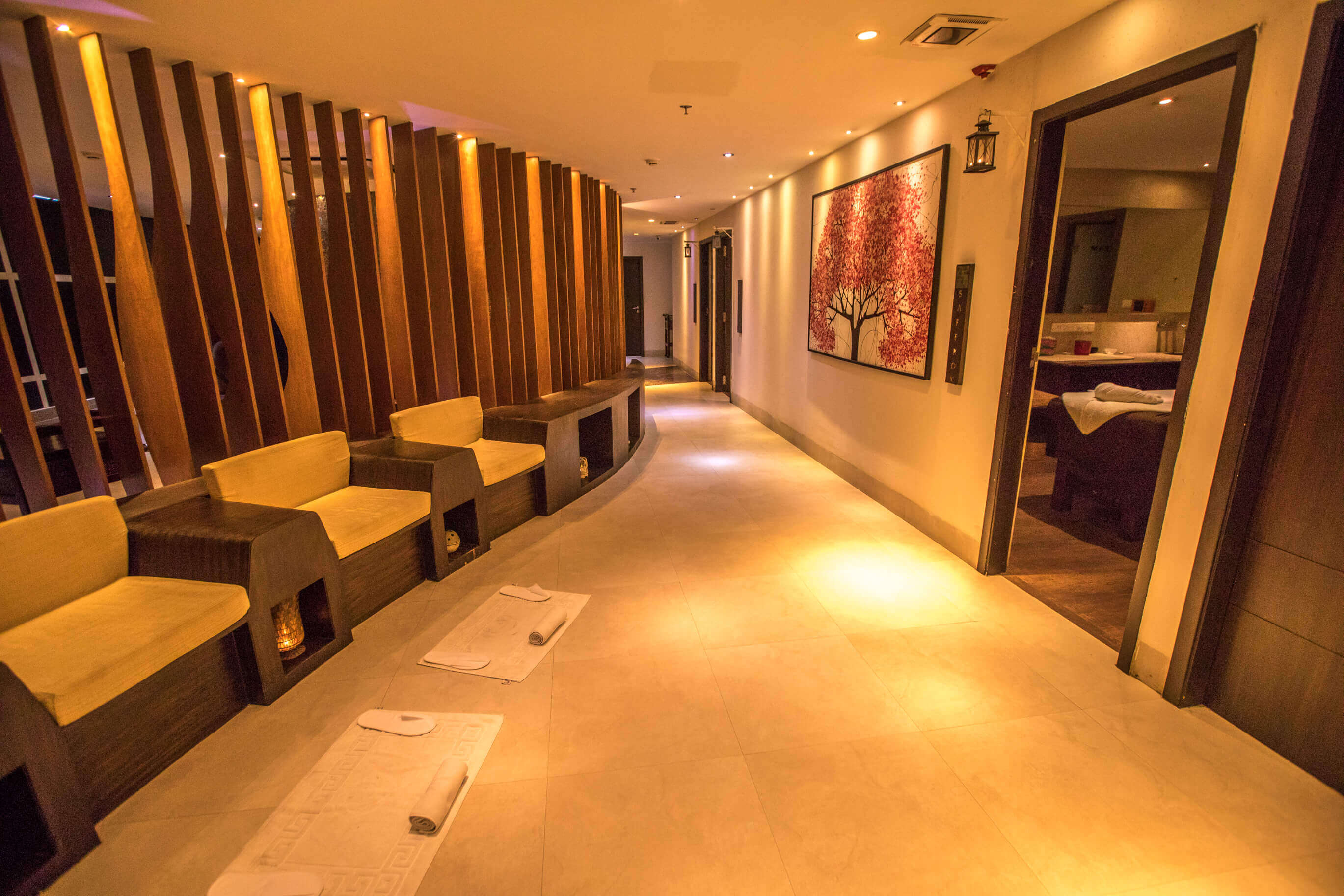 Best Spa in Hyderabad | Full Body Massage | Spa Services ...